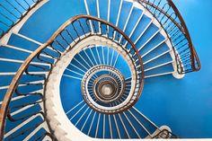 Galeria de Escadas Art Déco de Budapeste pelas lentes de Balint Alovits - 1