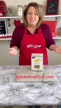 The secret to great pasta is..... Kids Baking Club classes and kits