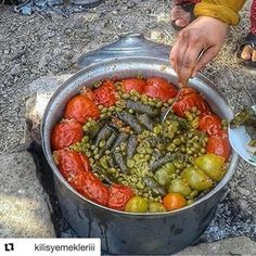 That's the best food ever! Kurdish Food, Iran Food, Best Food Ever, Middle Eastern Recipes, Ratatouille, Food Art, Healthy Recipes, Healthy Food, Food And Drink