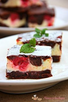 Pavlova, No Bake Cake, Kefir, Tiramisu, Cheesecake, Food And Drink, Smoothie, Tasty, Treats