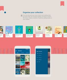 My Library - App for Book Lovers on Behance