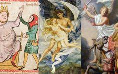 6 extrañas historias bíblicas que no te contaron en Catequesis