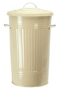 Finally A Cute Vintage Looking Trash Can Maybe Paint Metal One Red
