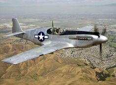 North American A-36 Apache.