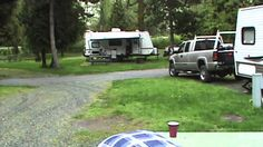 """Day 27 of """"Our Favourite 30 Spots in North Langley"""" is Camping on Brae Island. Camping, Island, Day, Campsite, Block Island, Campers, Islands, Rv Camping"""