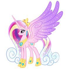 Queen Cadence by MelSpyRose on DeviantArt My Little Pony Unicorn, My Little Pony Dolls, My Little Pony Movie, My Little Pony List, My Little Pony Princess, My Little Pony Twilight, My Little Pony Drawing, My Little Pony Pictures, My Little Pony Friendship