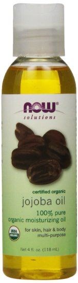 NOW Foods Organic Jojoba Oil, 4 ounce #nowfoods #personalcare #skincare
