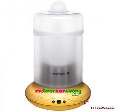 www.123raovat.com: Dòng máy hâm sữa Medela B-Well cao cấp, chất lượng