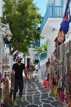 Fun Things To Do in Mykonos Island, Greece.