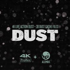 Dust Elements Bundle | 3D and 4K Assets from Greyscalegorilla