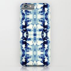 Buy Tie Dye Blues by Nina May Designs as a high quality iPhone & iPod Case. Worldwide shipping available at Society6.com. Just one of millions of products…