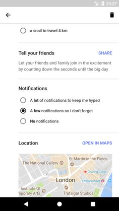 Sam Ruston's new app Hurry is a beautiful countdown timer for events http://www.androidpolice.com/2017/08/06/sam-rustons-new-app-hurry-beautiful-countdown-timer-events/?utm_campaign=crowdfire&utm_content=crowdfire&utm_medium=social&utm_source=pinterest