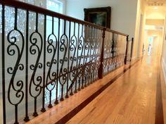 Gentil Plexiglass For Stair Banister