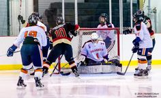 parry sound islanders hockey - Google Search