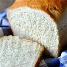 Amish White Bread | I got this recipe from a friend. It is very easy, and doesn't take long to make.