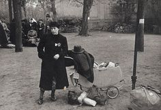 On April 25th, 1942, Rosa Klein and her 15 month old daughter Hanna were deported from Wurzburg, Germany together with 800 other Jews. Rosa and Hanna, along with most of the deportees, were murdered soon after this photo was taken.