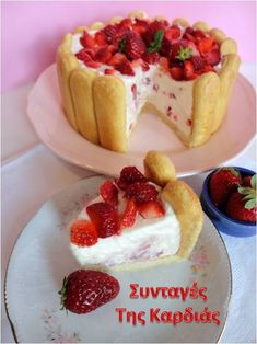 Yummy Food, Yummy Recipes, Cheesecake, Sweets, Food And Drink, Desserts, Charlotte, Sweet Treats, Pies