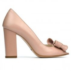 Sandale dama 1271 pudra sidef Peeps, Peep Toe, Lei, Shoes, Products, Fashion, Moda, Zapatos, Shoes Outlet