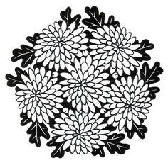 chrythanthemum design - Google Search