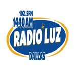 Radio Luz Dallas Logo  Una estación que ha sido de mucha bendición para mi vida.