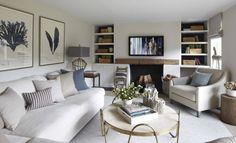 Wohnzimmer im Landhausstil von Helen Green Design