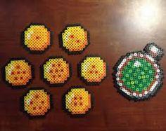 Resultado de imagen para dragon balls hama pixel