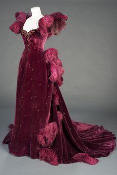 Scarlettes evening dress, GWTW