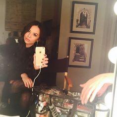 Janel is back on set! | Pretty Little Liars
