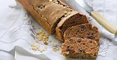 Pão doce de chocolate com passas e aveia (266; 8)