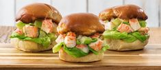 Spicy Crab Classic Roll Asian Hot Sauce, Seafood Recipes, Cooking Recipes, Surimi Recipes, Lettuce Leaves, Wrap Sandwiches, Large Bowl, Mayonnaise, Salmon Burgers