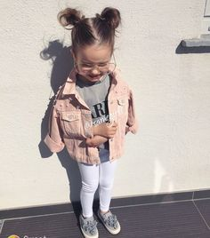 Likes, 281 Kommentare - F A S H I O N © ® ( auf Insta . - Cute clothes for the girls - Little Kid Fashion, Little Girl Outfits, Cute Outfits For Kids, Baby Girl Fashion, Toddler Fashion, Kids Fashion, Fashion 2016, Fashion Clothes, Lila Outfits