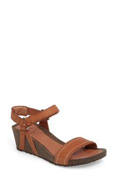 b50639669 TEVA YSIDRO STITCH WEDGE SANDAL.  teva  shoes