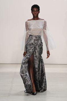 Irina Vitjaz September 2016 at New York Fashion Week. #NYFW