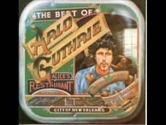 City of New Orleans - Arlo Guthrie. In 1999 I sang with one of Arlo Guthrie's nephews. It was just a jam session, but it was fun.