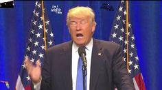 Donald Trump Rally Manchester New Hampshire 6-13-16 (Orlando Terrorist A...