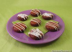 Biscotti alla nutella senza forno