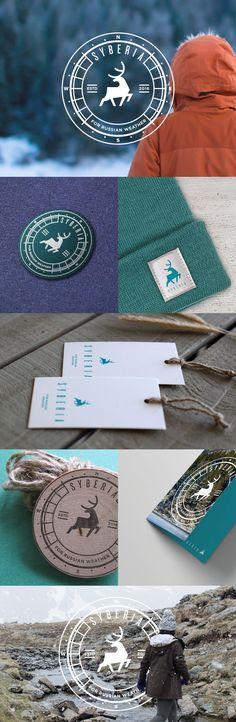 Syberia / Winter apparel brand