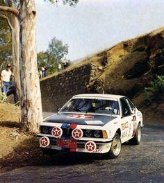 Jose María Ponce in a rare 635 rally version