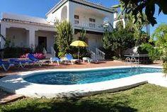Ferienhaus Nerja Costa del Sol Villa Spanien Angeles 2