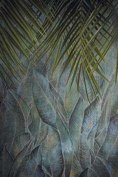 Casamance Wallpaper Limba | TM Interiors Limited