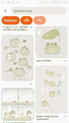 Soft Wallpaper, Kawaii Wallpaper, Search Code, Frog Art, Cute Icons, Aesthetic Photo, Aesthetic Wallpapers, Searching, Key