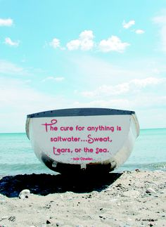 July quote IsakDinesen #quotes #pink #inspiration