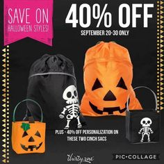 Scary good Halloween deals! 🎃☠️ #thirtyone #thirtyonegifts