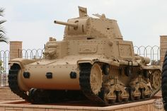 Carro Armato Medio Fiat-Ansaldo M14/41