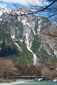 Japan Alps KAMIKOCHI Open #japan #nagano