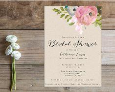 Resultado de imagen para bridal shower invitations