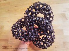 HBSem pressa e sem compromisso: Trefoil Knot Origami
