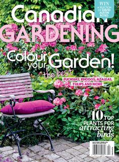 Early Spring 2015 Early Spring, Spring 2015, Outdoor Furniture Sets, Outdoor Decor, Gardening, Plants, Magazine, Rhodes, Beginning Of Spring