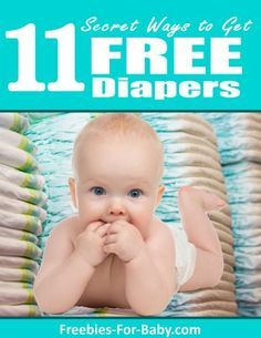 5 free diaper bags filled with free baby samples