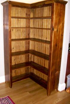 Barnwood Furniture | Furniture From The Barn | Reclaimed Barnwood Furniture | Bookcases